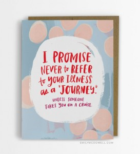 Emily McDowell, empathy card, journey