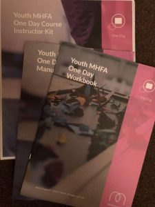 YMHFA, Youth, MHFA, children, teens, adolescent, mental health