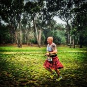 The Kilted Rogue Runner, By Jason Nelson