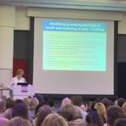 Health & Wellbeing at Work Conference 2020: Dame Carol Black 'Healthier Tomorrow – There Yet?'