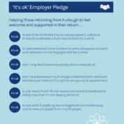 'It's OK' Employer Pledge #ItsOKFurloughRTW